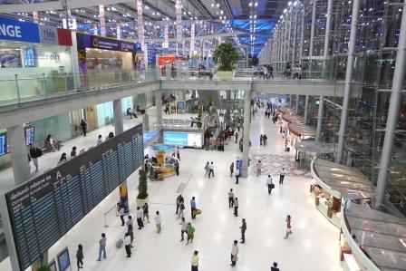 スワンナプーム空港★.JPG
