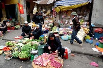 ドンスアン市場外風景.jpg