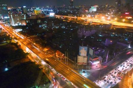 ホテルからの夜景★.JPG